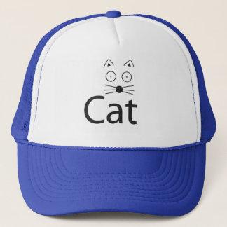 Boné Chapéu do logotipo do CAT