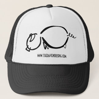 Boné Chapéu do logotipo do porco de TRP