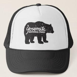 Boné Chapéu do logotipo do urso do parque nacional de