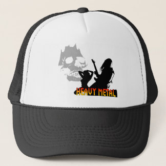 Boné Chapéu do metal pesado