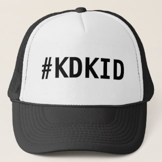 Boné Chapéu do miúdo de KD