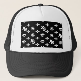 Boné Chapéu do monograma de XS