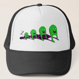 Boné chapéu do monstro