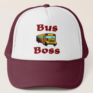 Boné Chapéu do motorista de auto escolar.  Chefe do