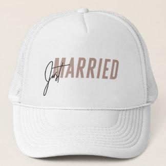 Boné Chapéu do Newlywed do chapéu | do recem casados -