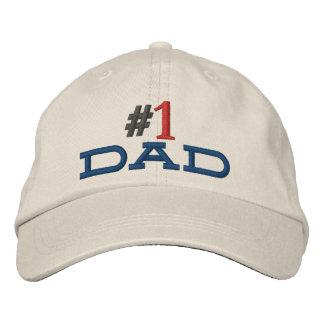 Boné chapéu do pai #1 costurado