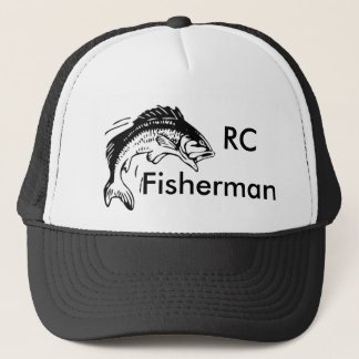 Boné Chapéu do pescador de RC