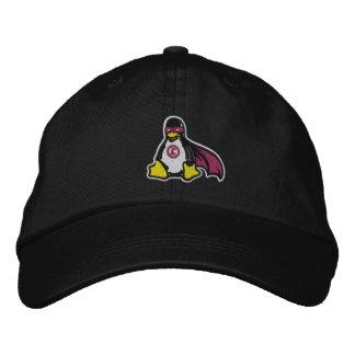 Boné Chapéu do pinguim do vingador de Linux