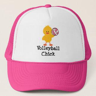 Boné Chapéu do pintinho do voleibol