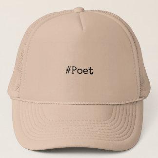 Boné Chapéu do #Poet