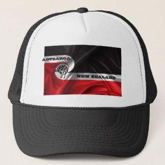 Boné chapéu do quivi de Nova Zelândia do aotearoa