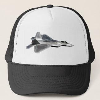 Boné Chapéu do raptor F-22