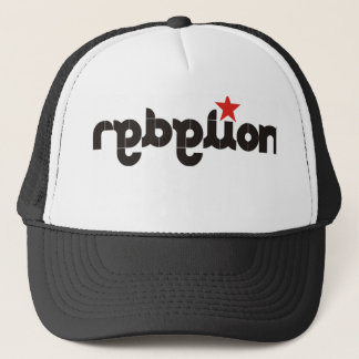 Boné chapéu do rebelion