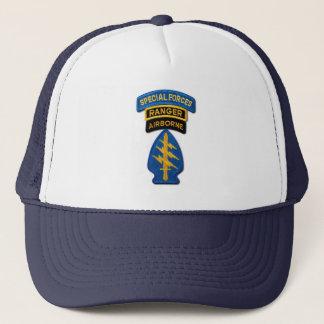 Boné chapéu do remendo dos veteranos da guarda