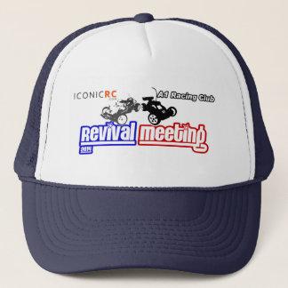 Boné Chapéu do renascimento de IconicRC - marinho
