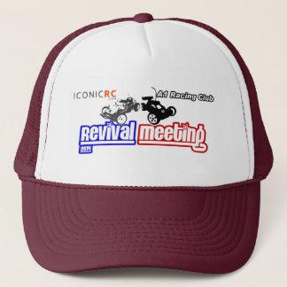 Boné Chapéu do renascimento de IconicRC - marrom