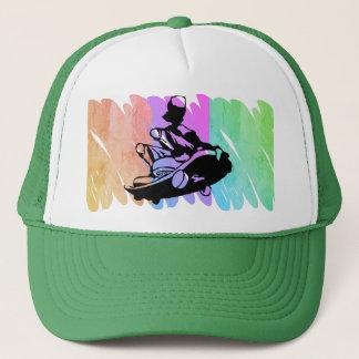 Boné Chapéu do Scribble do skate do patinador