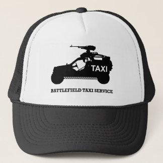 Boné Chapéu do serviço do táxi do campo de batalha