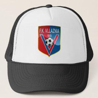 Boné Chapéu do Snapback das FK Vllaznia Shkoder
