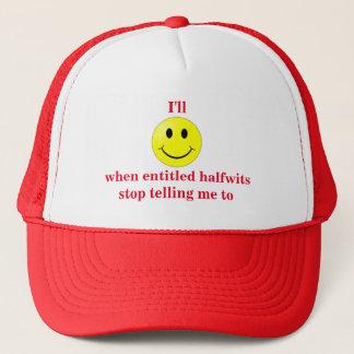 Boné Chapéu do SORRISO
