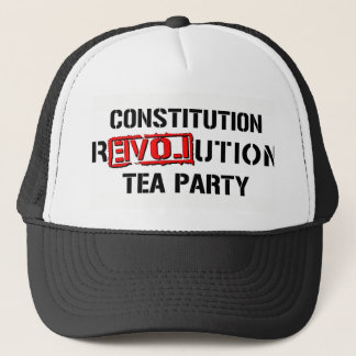 Boné Chapéu do tea party da liberdade