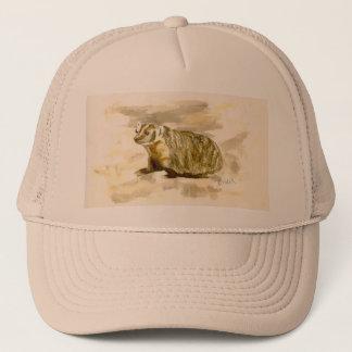 Boné Chapéu do texugo