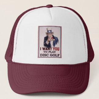 Boné Chapéu do tio Sam do CG