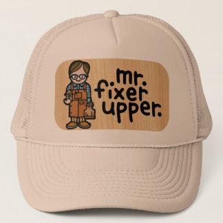 Boné chapéu do trabalhador manual
