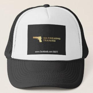 Boné Chapéu do treinamento de 180 armas de fogo