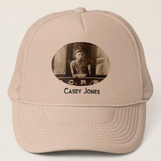 Boné Chapéu do trem de Casey Jones