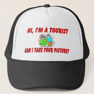 Boné Chapéu do turista