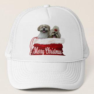 Boné Chapéu do tzu de Shih, Natal