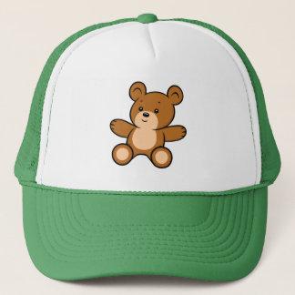 Boné Chapéu do urso de ursinho dos desenhos animados