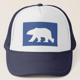 Boné Chapéu do urso polar. Faça uma indicação