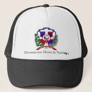 Boné chapéu dominiquense