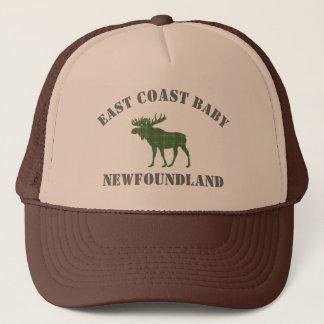 Boné Chapéu dos alces de Terra Nova do bebê da costa