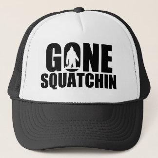 Boné Chapéu dos camionistas de Bigfoot