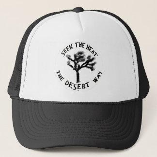 Boné Chapéu dos camionistas do deserto