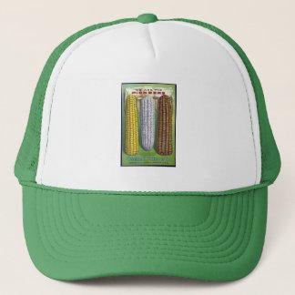 Boné Chapéu dos camionistas do pacote da semente do