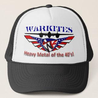 Boné chapéu dos camionistas dos warkites