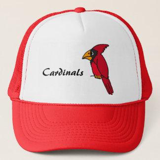 Boné Chapéu dos cardeais do MACHADO