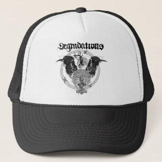 Boné Chapéu dos Degradação-Espantalhos