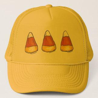 Boné Chapéu dos doces do milho de doces do Dia das