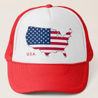 Boné chapéu dos EUA