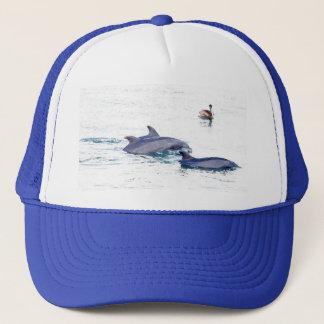 Boné Chapéu dos golfinhos de Bottlenose