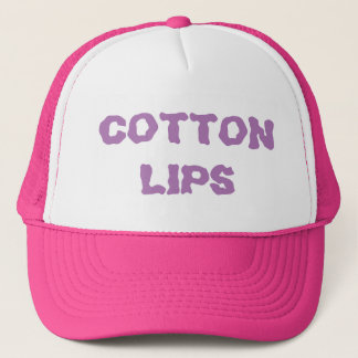 Boné Chapéu dos lábios do algodão!