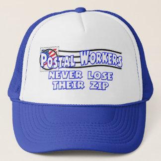 Boné Chapéu dos trabalhadores postais
