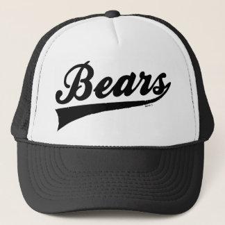 Boné Chapéu dos ursos