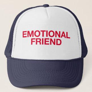 Boné Chapéu EMOCIONAL do camionista do slogan do