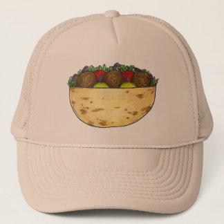 Boné Chapéu engraçado de Foodie da comida do sanduíche